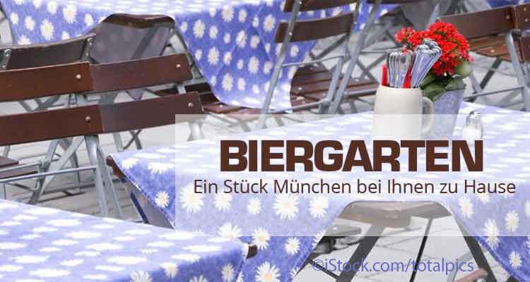 Biergarten Deko & mehr