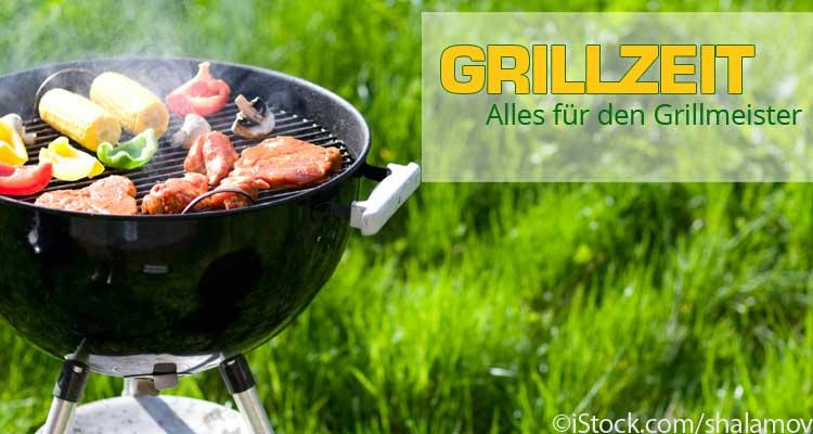 Grillen – attraktives Zubehör und Rezepte für die neue Grillsaison
