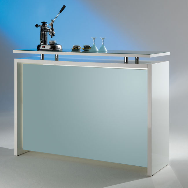 theke starlight weiss h 113 x b 155 x t 55 cm. Black Bedroom Furniture Sets. Home Design Ideas