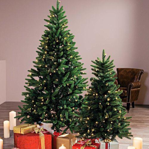 Beleuchteter-Deko-Tannenbaum-klein