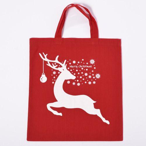 baumwolltasche-merry-christmas