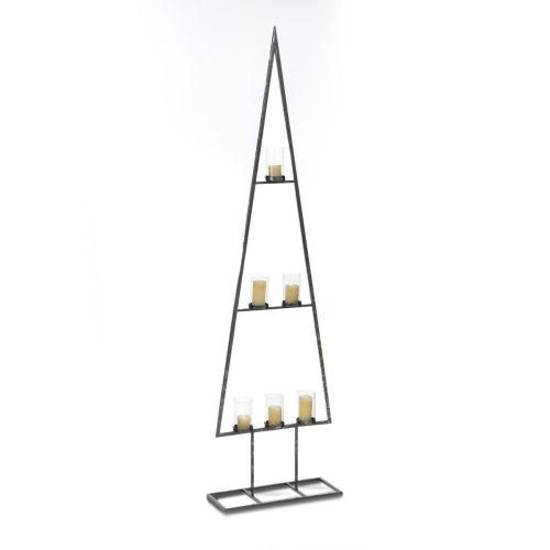 deko-objekt-tannenbaum-mit-windlichtern