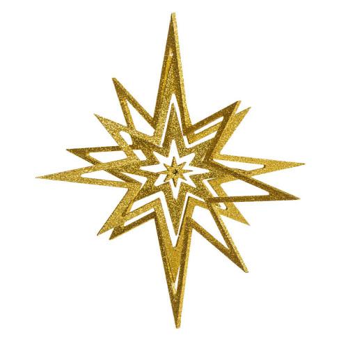 dekohaenger-golden-glitter