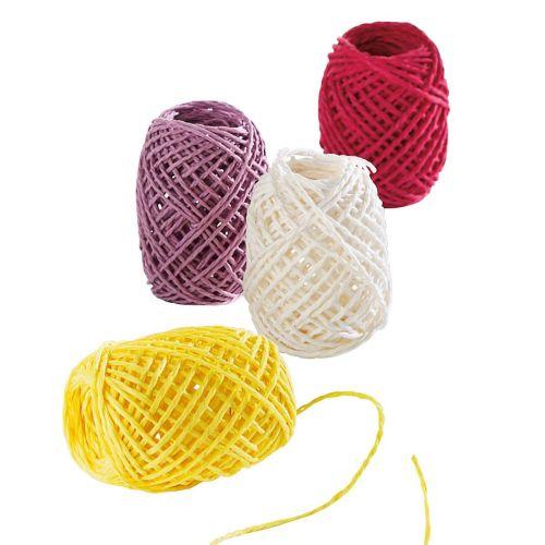 geschenkeband-set-colors-4-tlg