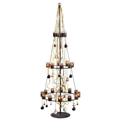 teelichthalter-christbaum