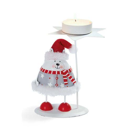 teelichthalter-weihnachtsbaer