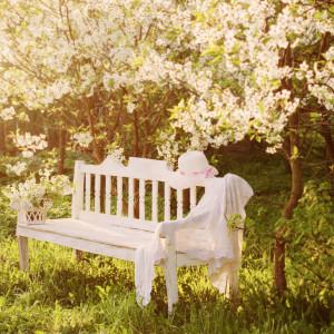 Vintage Garten – Ideen für eine märchenhafte Gartenatmosphäre