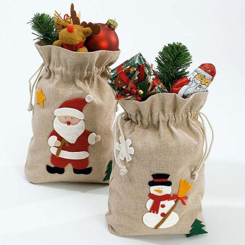 weihnachtsbeutel-set-santa-schneemann-2-tlg