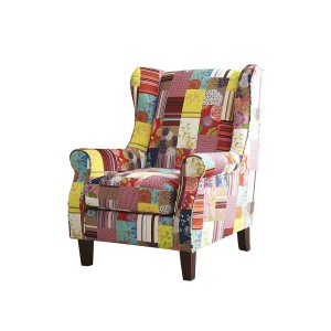 Patchwork m bel dekoration for Sessel patchwork stil