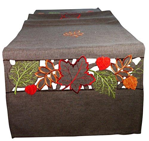 herbstdeko esszimmer : Home Produkte Herbstdeko khevga Tischläufer ...