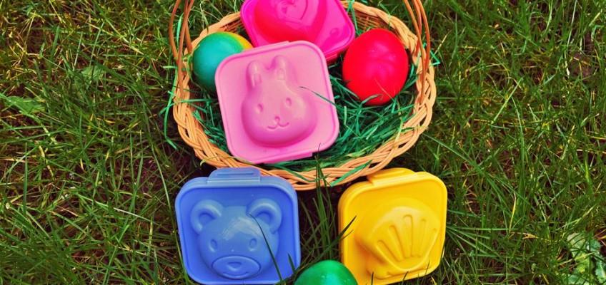 Entdeckung: Eierform zu Ostern